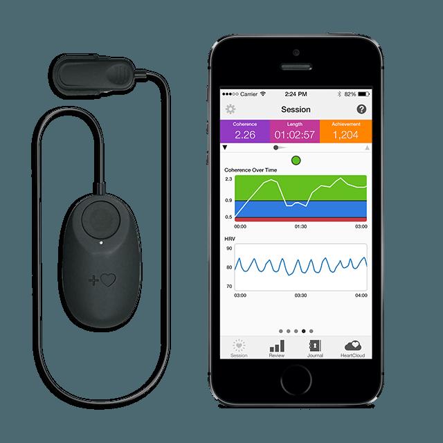 Inner Balance Bluetooth | Coherence Hotspot