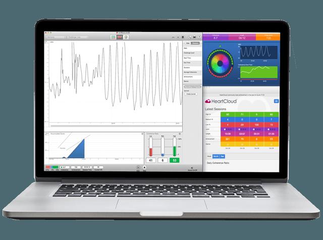 emWave Pro | Coherence Hotspot